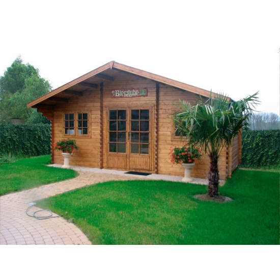 Donner Un Style Rustique Son Jardin Blog Chalet Center