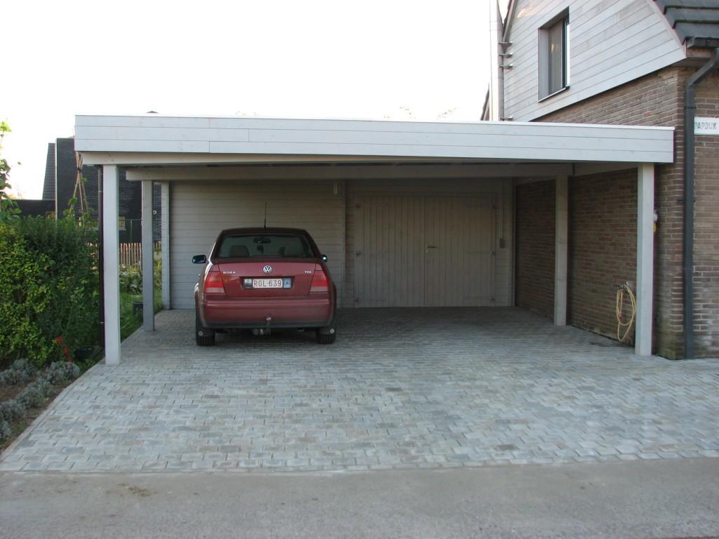 Carport pour voiture